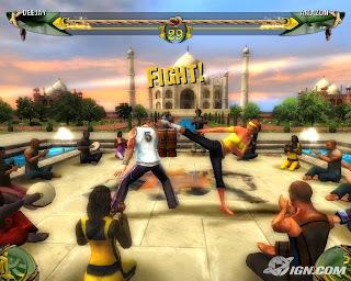 Martial Arts Capoeira (PC) 2009