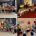 """Serbare de Anul nou la Grădinița """"Ghiocelul"""" din Costiceni"""