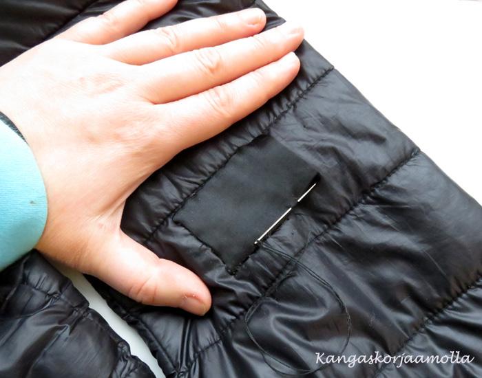 takin paikkaaminen