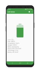 mAh Battery Pro