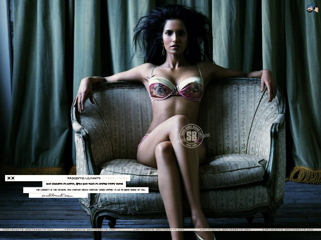 wallpapershdsize: Padma Lakshmi Indian Actress High ...