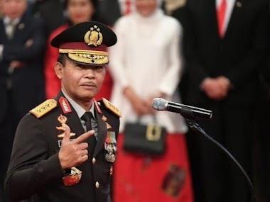 Sepak Terjang 2 Kapolri, Tito dan Aziz Ungkap Pelaku Penyiraman Novel