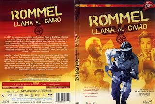 CARÁTULA: Rommel llama al Cairo / Rommel ruft Kairo