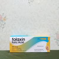 FOLAXIN 400MCG TAB 100S