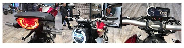 Desain Honda CB1000R Terbaru