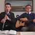 Nieto de Élder Uchtdorf y su Compañero Predican con Palabras y Música en Cuarentena