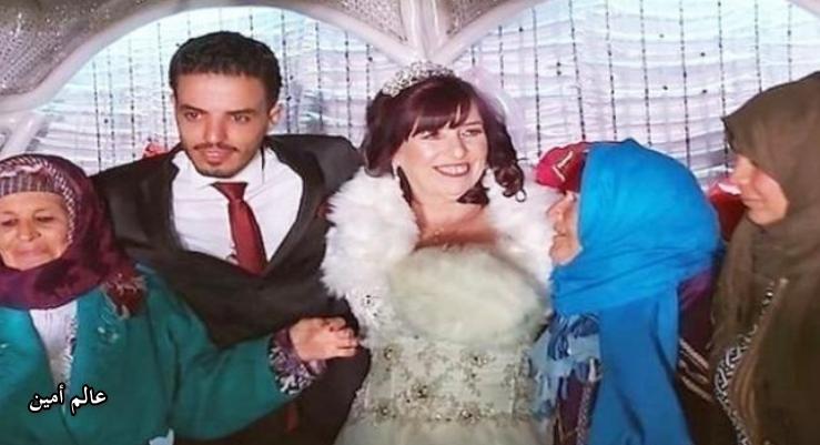 خطأ على فايسبوك ينتهي بزواج بين بريطانية وشاب تونسي
