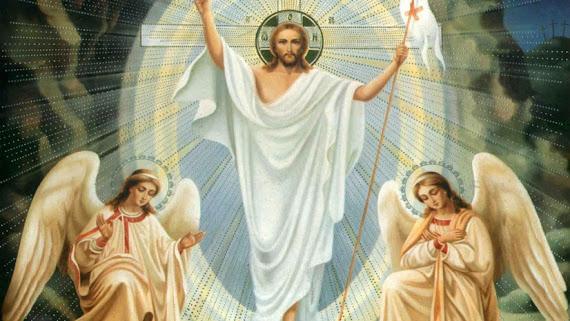 Happy Easter download besplatne pozadine za desktop 1280x720 slike ecard čestitke blagdani Uskrs Isus Krist
