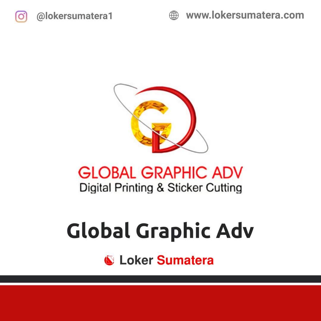 Lowongan Kerja Medan: Global Graphic Adv Desember 2020