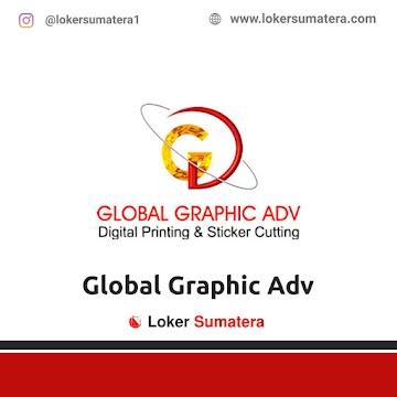 Lowongan Kerja Medan: Global Graphic Adv Oktober 2020