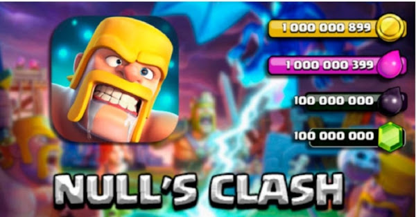 Download Null's Clash v14.93.2 APK { Clash of Clans Mod}