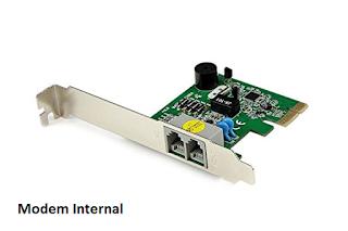 pengertian modem internal dan eksternal