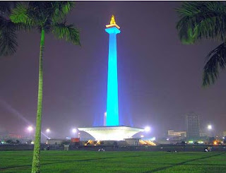 National Monument (Monumen Nasional/Monas) Tower