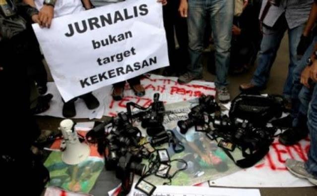 Kekerasan Pada Wartawan, Dewan Pers Minta Ini ke Polri
