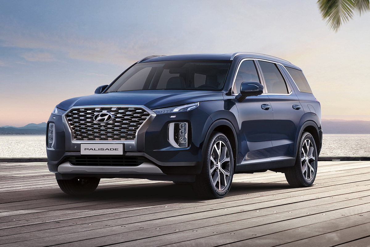 Hyundai Philippines Going Against Explorer Cx 9 With Palisade Suv
