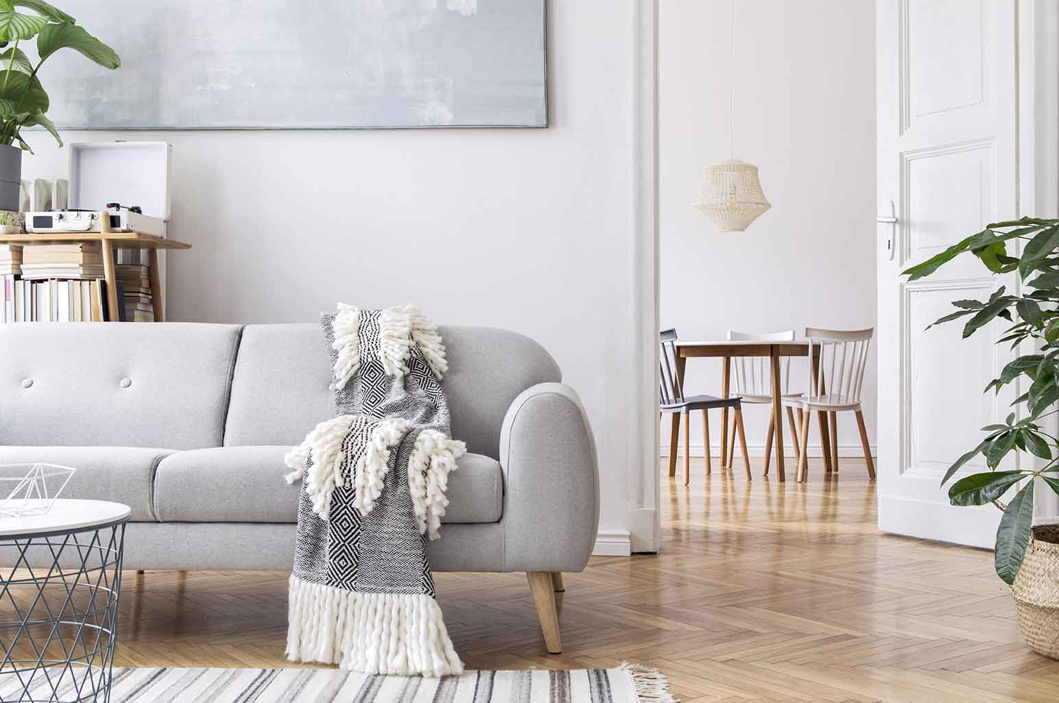Clean - How to Maintain Your Home When You First Move In
