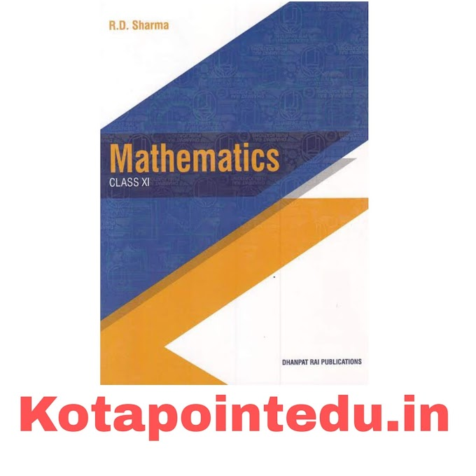 [Pdf] Download Rd Sharma Class11 Book For CBSE