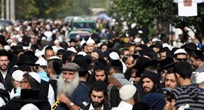 Мер Умані виступив проти приїзду хасидів до міста
