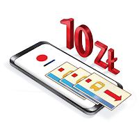 Bonus 10 zł za zakupów biletów komunikacji miejskiej w aplikacji IKO