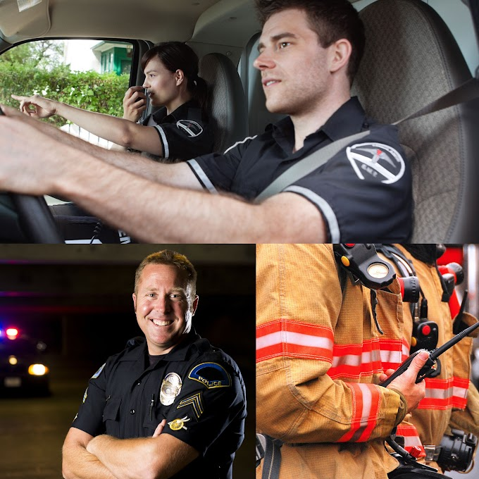 Public Safety 2-Way Radio Accessories
