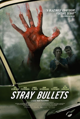 Stray Bullets 2016 DVD R1 NTSC Sub
