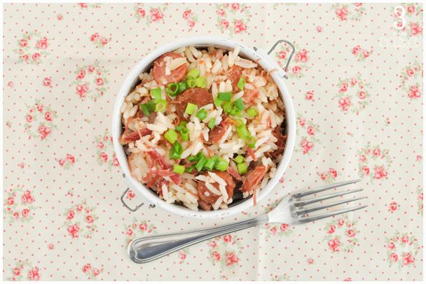 arroz carreteiro fácil