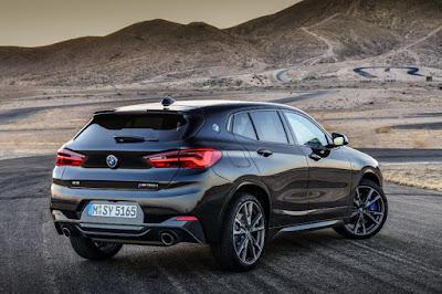 Carshighlight.com - 2020 BMW X2 Review