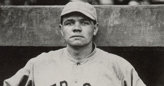BORN ON THIS DAY: BABE RUTH