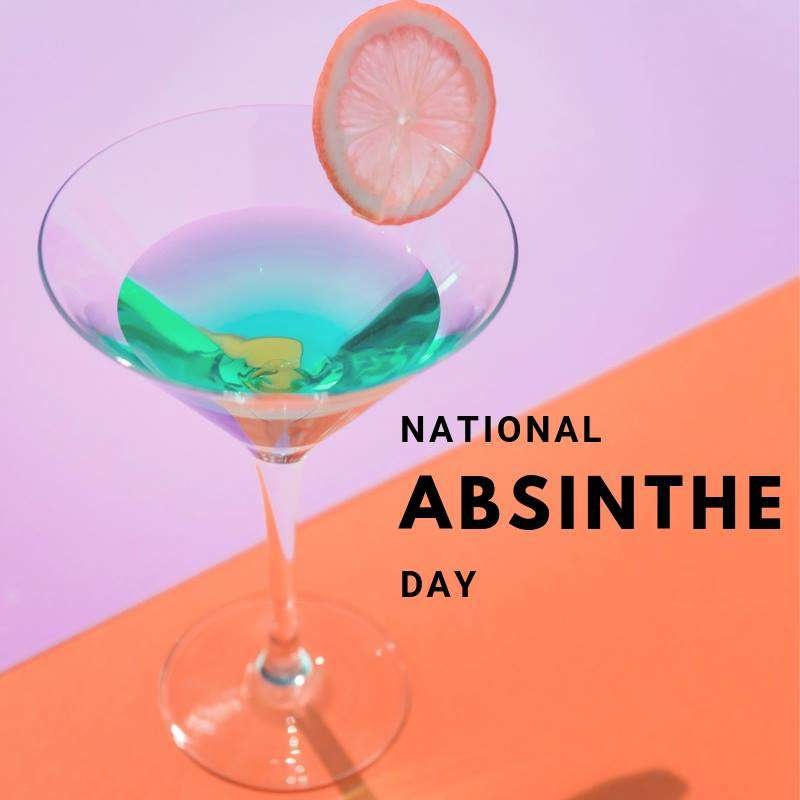 National Absinthe Day Wishes for Whatsapp