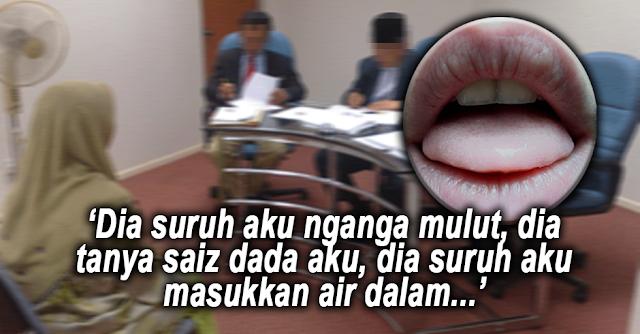 'TOLONG AKU ! Betul Ke Interview Macam Ni ? Apa Yg Bos Melayu Ni Suruh Buat Memang MENAKUTKAN !'