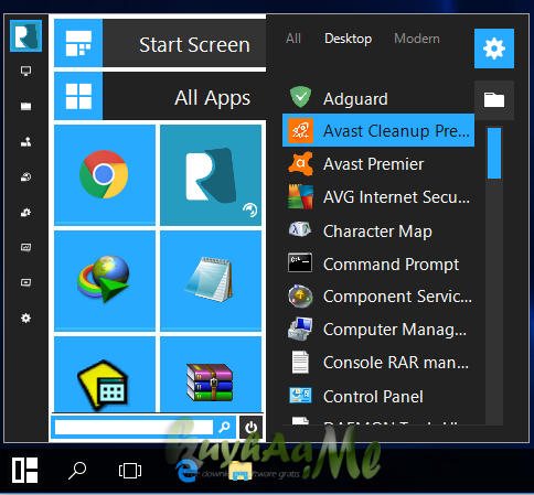 start menu reviver gratis
