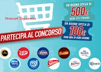 Logo Nestlè ''Il buono che ti premia'' : vinci 636 buoni spesa da 100€ e 9 da 500€