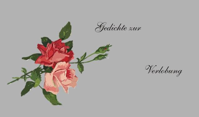 Rosen zur Verlobung