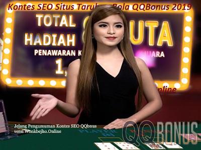 Jelang Pengumuman Kontes SEO QQbnus versi Wonkbejho.Online