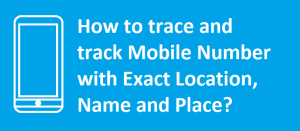 Find Location Of Mobile Phone Number In Pakistan