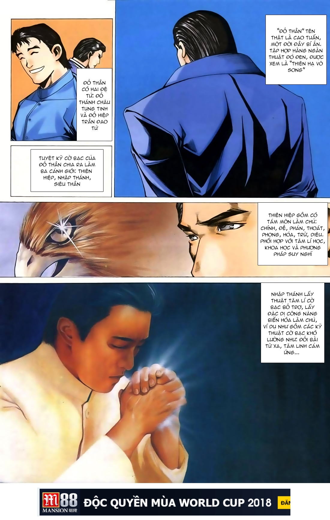 Đổ Hiệp Truyền Kỳ chap 1 - Trang 3