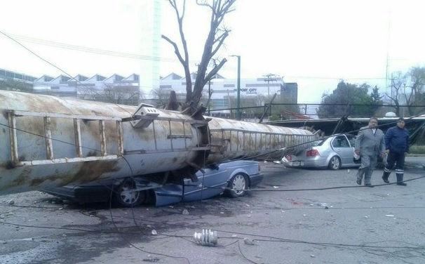 Autos, daños
