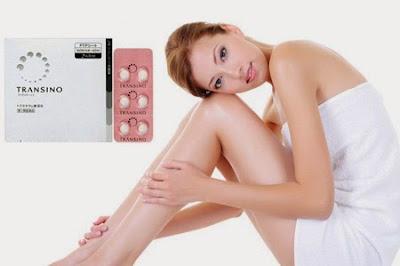 Transino whitening supplement - Thuốc trị nám da của Nhật an toàn, hiệu quả đã được chứng nhận