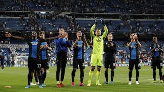 C Brugge KV Campeão Belga de 2019/20