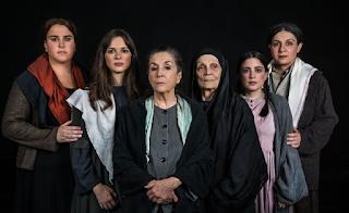 """""""Γυναίκες του Παπαδιαμάντη"""", σε σύνθεση κειμένων και σκηνοθεσία Πέτρου Ζούλια."""