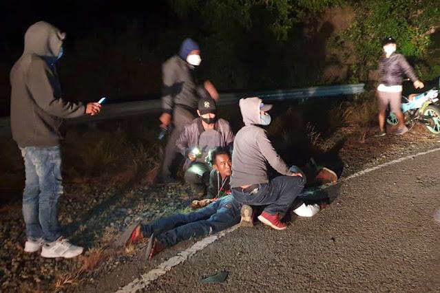 Dua pemuda Lamusung Sumbawa Barat diciduk Polisi di sekitar Bukit Galau