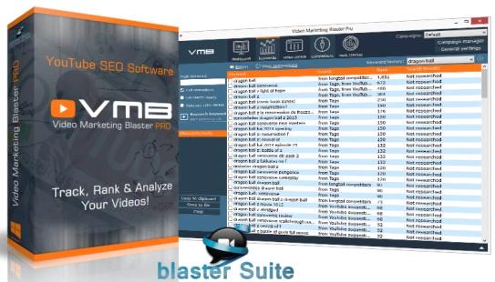 GET Video Marketing Blaster PRO 1.07 Download Grátis