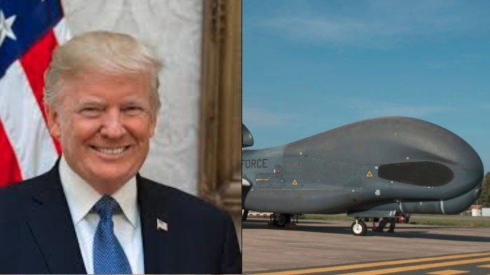 AS Batalkan Serangan Jet Tempur Ke Iran