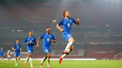 ملخص واهداف مباراة ليستر سيتي وسبورتينج براجا (4-0) الدوري الاوروبي