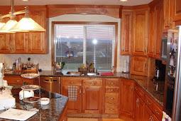 Kitchen Cabinet Wood Valance