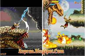SAEPUL net: The Legend of Beowulf Java Games