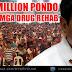 P570M pondo, ilalaan para sa mga drug rehab centers