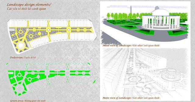 Không gian thiết kế louis city