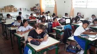 Estudantes da Ilha participaram, pela primeira vez, do programa  de avaliação do rendimento da educação municipal