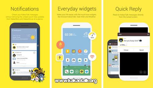 KakaoHome para Android